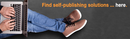Image not loaded. Advertisement: Find self-publishing solutions ... here.